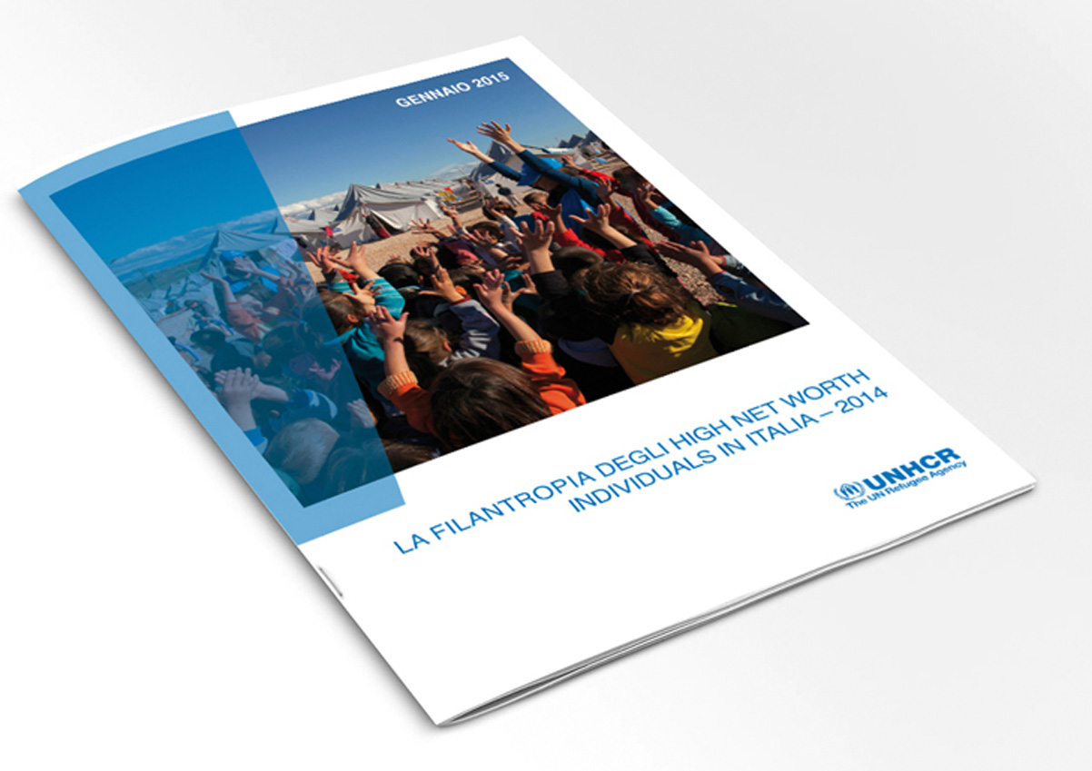 UNHCR Prima Ricerca sulla filantropia e Save the date 2014