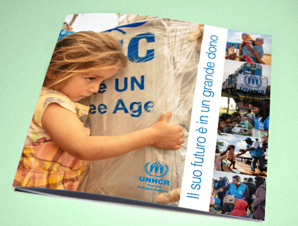 Brochure-Major-Donors-UNHCR-ideavale-pubblicita-bologna