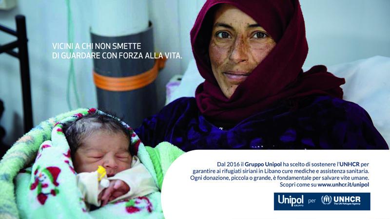 UNHCR per Unipol