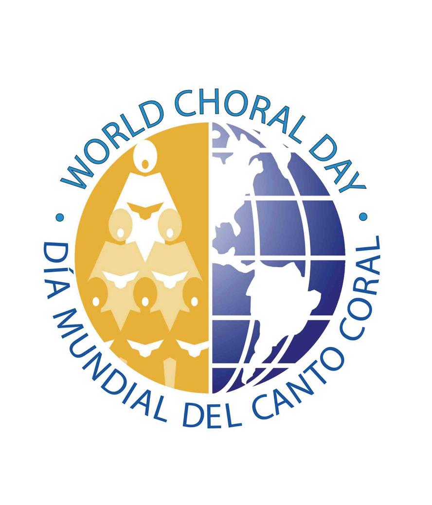 world-choral-day-logo ideavale per aerco emilia romagna
