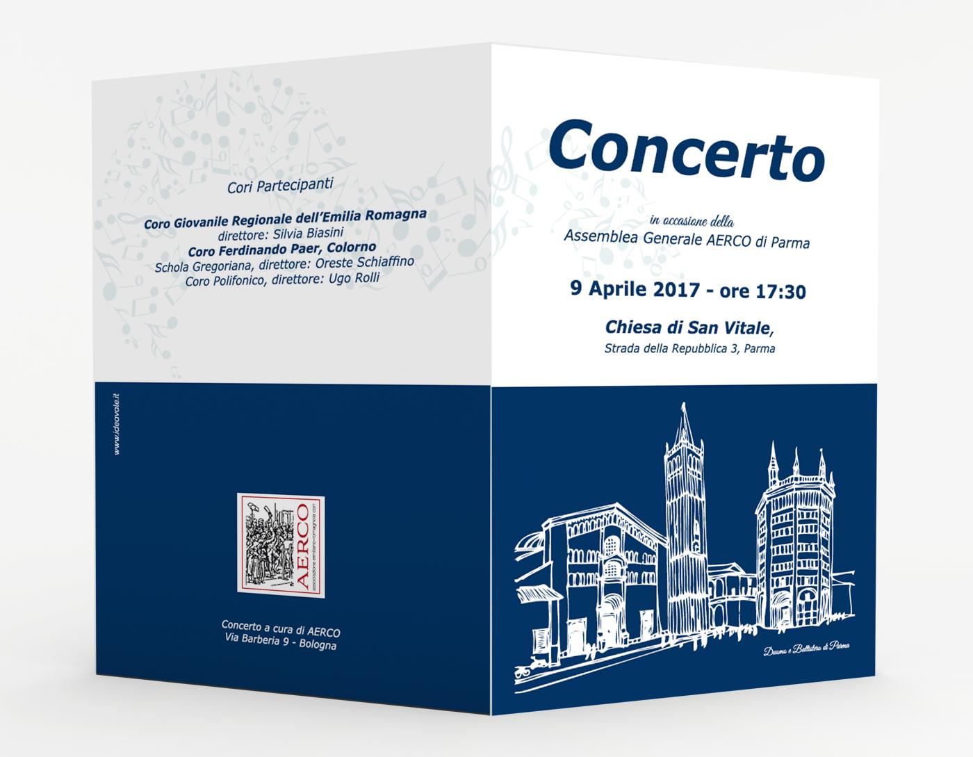 evento del 9 aprile 2017 a parla - materiali di comunicazione