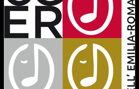 coro giovanile dell'emilia romagna nuovo logo creato da ideavale.it per aerco