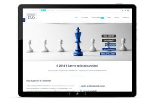 DLG_ACADEMY-nuovo-sito-web di consulenza realizzato da ideavale comunicazione bologna