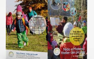 atelier-dei-piccoli-nido-e-materna villaggio del fanciullo bologna comunicazione realizzata da ideavale.it
