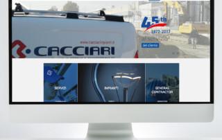 cacciari-impianti-sito-web-ideavale-comunicazione-bologna