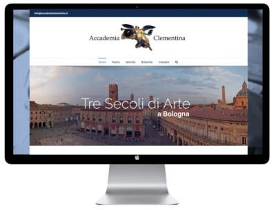 web-accademia-clementina-sito-web-ideavale-bologna