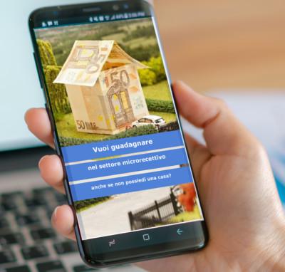 story telling affitti a breve holiplanet campagna di mobile marketing realizzata da ideavale comunicazione bologna
