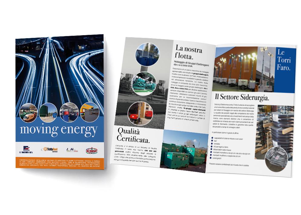 Brochure Oil Company