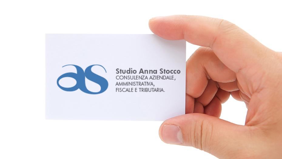 logo studio anna stocco bologna