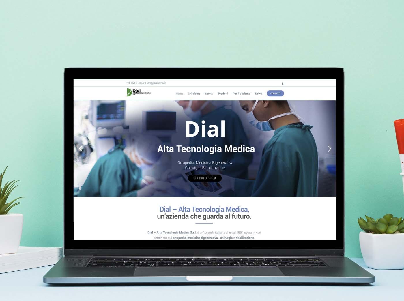 dial alta tecnologia medica